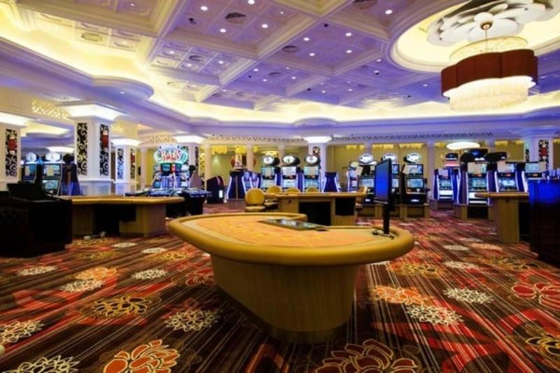 Casino Hồ Tràm Strip được xây dựng gần khi du lịch biển của Bà Rịa - Vũng Tàu
